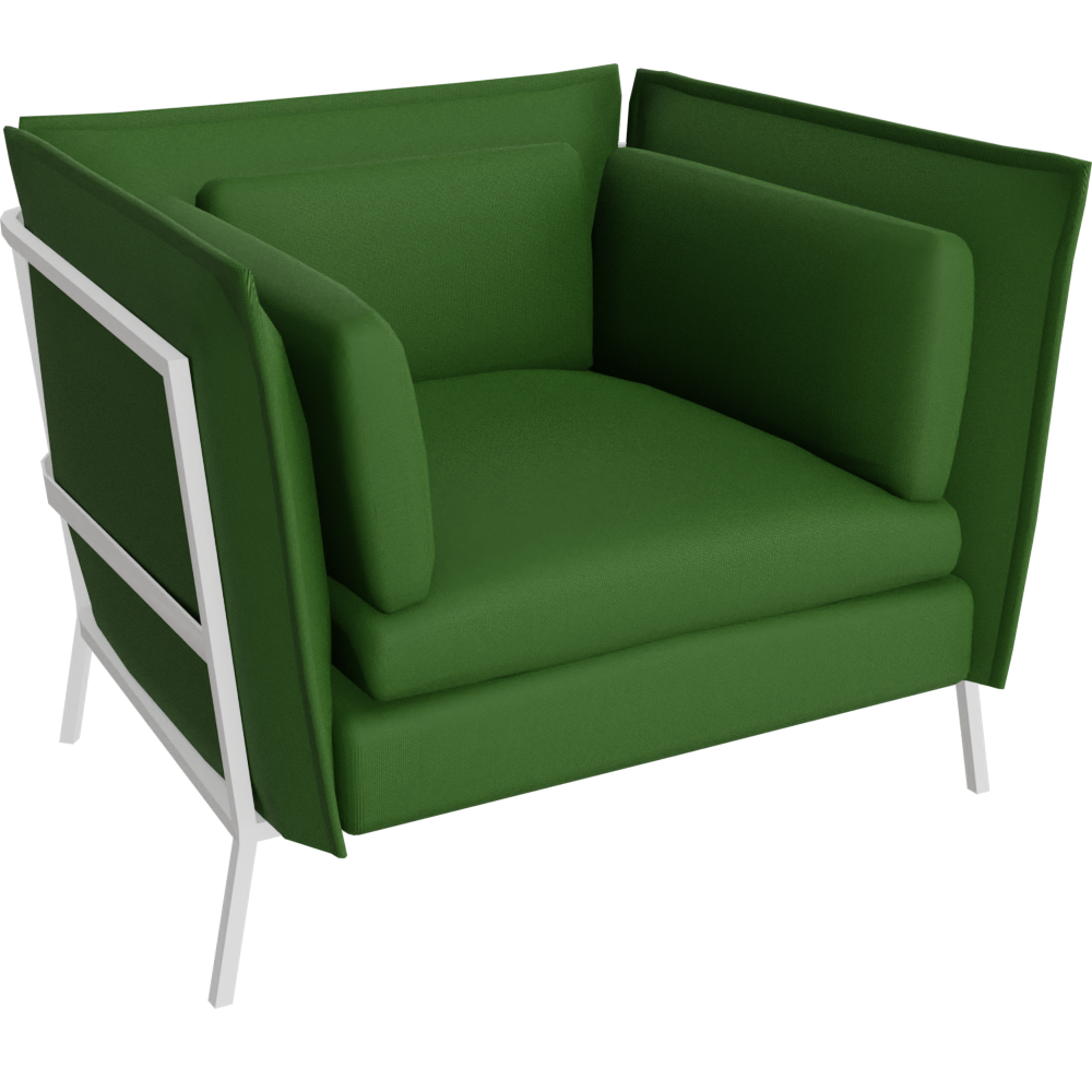 Free try out of Basket Armchair from Cappellini in 3D 654580df560e