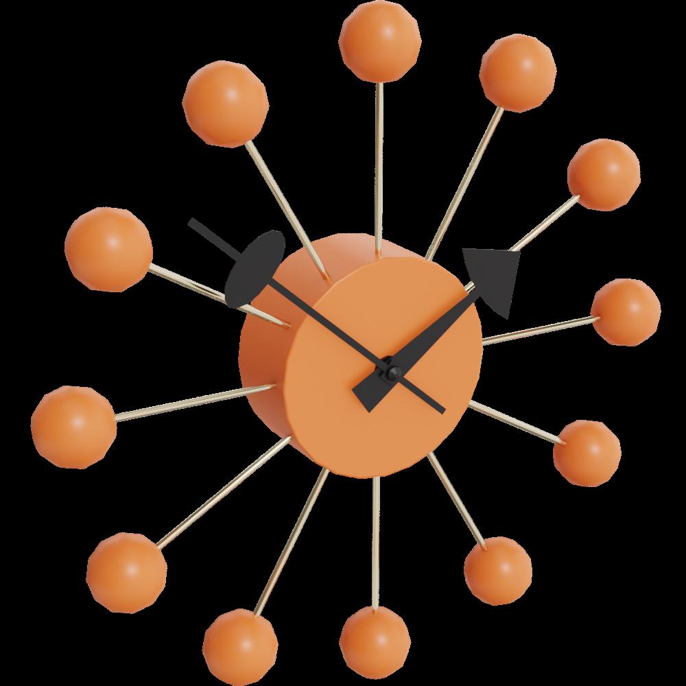 probiere gratis ball clock von vitra produkte in 3d vr und ar. Black Bedroom Furniture Sets. Home Design Ideas