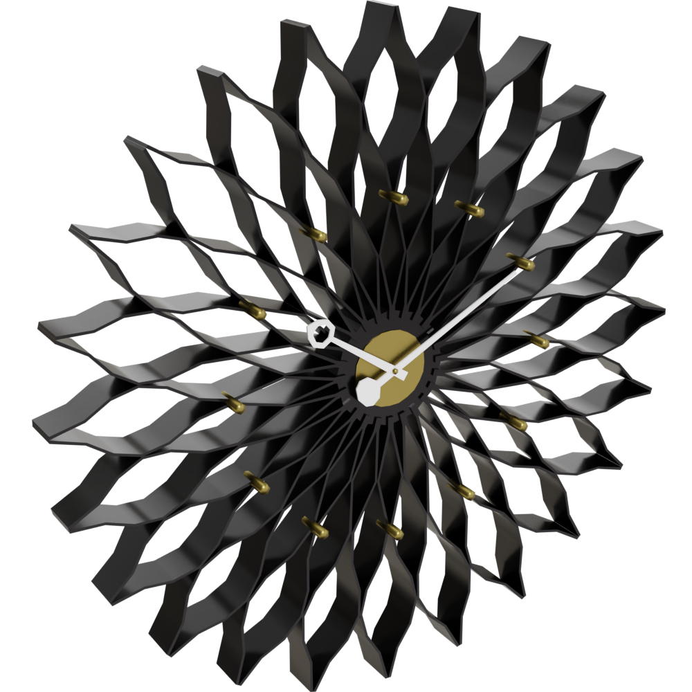 Preview of Sunflower Clock